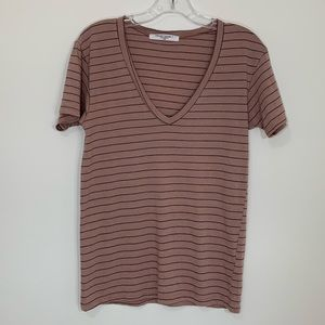 Stitch Fix Project Social T Adaya V-Neck Knit Tee